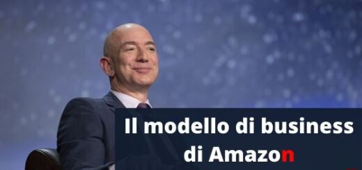 Amazon-modello di business