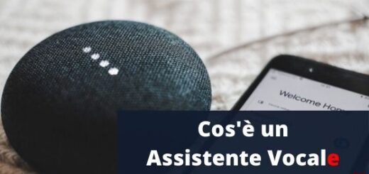 Assistente vocale - Marketing