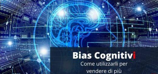 Bias Cognitivi - Copertina