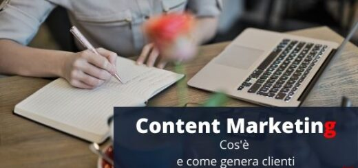 Content Marketing - Copertina