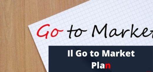 Go to market Plan