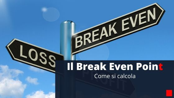Break even point - formula