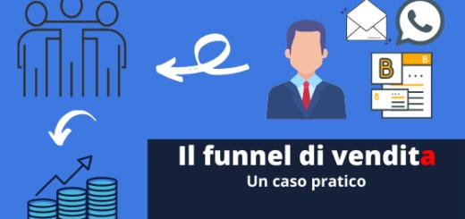 Funnel di vendita - Rappresentazione