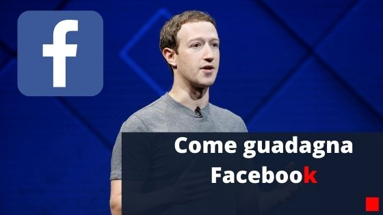 Come guadagna Facebook - Copertina